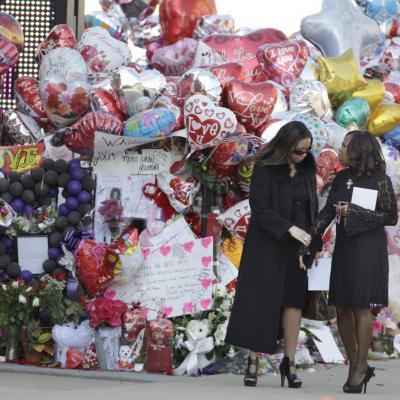 FEBRERO2012 Entierro de la diva Whitney Houston en Newark (New Jersey-EE.UU).Foto: Agencia.