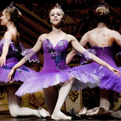 07AGOSTO2014 El Ballet de Moscú interpreta 'La Bella Durmiente'. Foto: Ballet de Moscú
