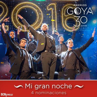 14DICIEMBRE2015 Lectura de las candidaturas a los Premios Goya. Foto: Academia de Cine