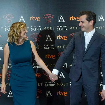 14DICIEMBRE2015 Lectura de las candidaturas a los Premios Goya. Foto: Academia de Cine/Alberto Ortega.