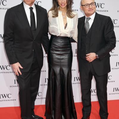 23ENERO2013 Presentación de la nueva colección de la firma de alta joyería IWC, en Ginebra. Foto: IWC.