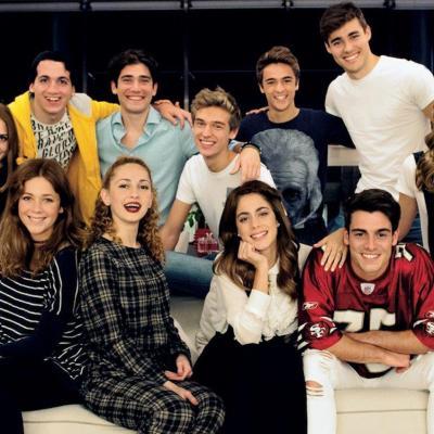 """23OCTUBRE2015 Comienza en Sicilia el rodaje de la película """"Tini – El Gran Cambio de Violetta"""". Foto: Image."""