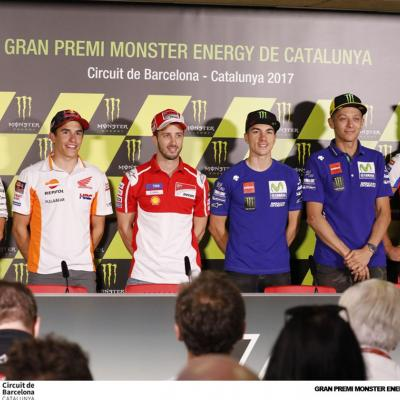 08JUNIO2017 Gran Premio Monster Energy de Catalunya de MotoGP.