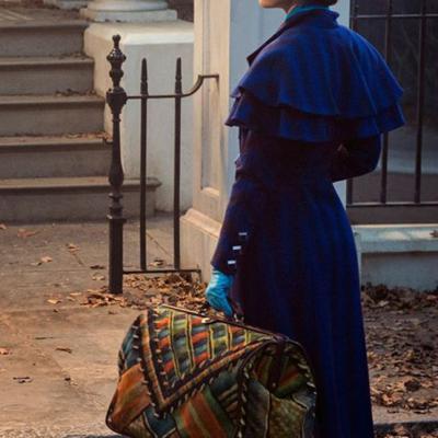 """FEBRERO2017 Comienza el rodaje de """"Mary Poppins Returns"""" la secuela de la película de 1964 del estudio,  protagonizada por Emily Blunt y Lin-Manuel Miranda y dirigida por Rob Marshall."""