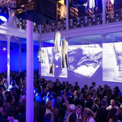 26SEPTIEMBRE2013 Reinauguración de la tienda Ermenegildo Zegna.