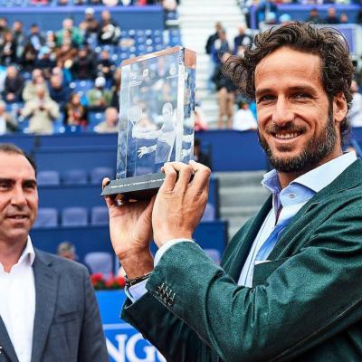 30ABRIL2017 Barcelona Open Banc Sabadell-65º Trofeo Conde de Godó.