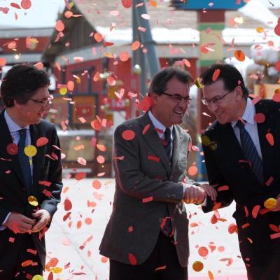 "12MAYO2012 ""Shambhala"" inaugurada por el President de la Generalitat, Artur Mas. Foto: Generalitat de Catalunya."