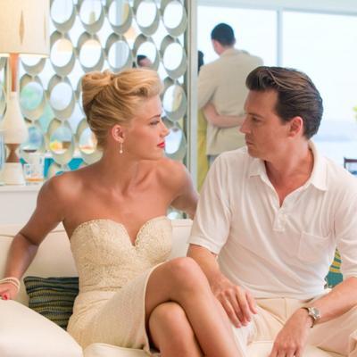 """MAYO2012 Imagen del filme """"Los diarios del ron"""" con Johnny Depp. Foto: Fox."""