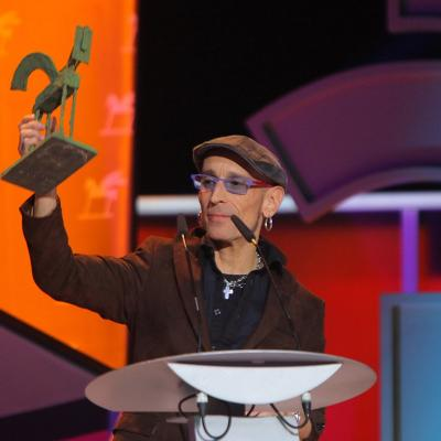 24NOVIEMBRE2015 Gala de los Premios Ondas. Foto: Ricard Rovira.