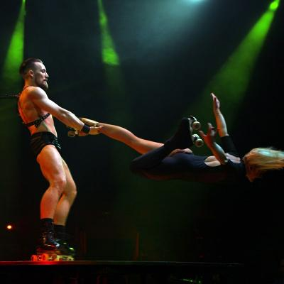 02FEBRERO2016 Lucifer abre su Cabaret Maldito. Foto: Ricard Rovira.