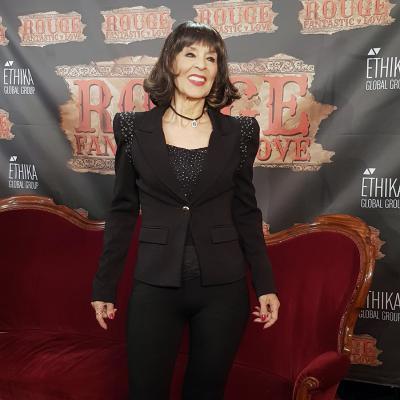 """15ENERO2018 Gisela en """"Rouge, Fantastic Love"""", en el Teatre Apolo."""