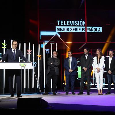 09NOVIEMBRE2016 63º Edición Premios Ondas.