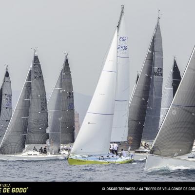 04JUNIO2017 44ª Trofeo Conde de Godó de Vela.
