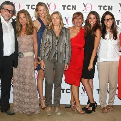 12JULIO2012 Desfile de TCN en la 080 Barcelona Fashion. Foto: Fotoformat.