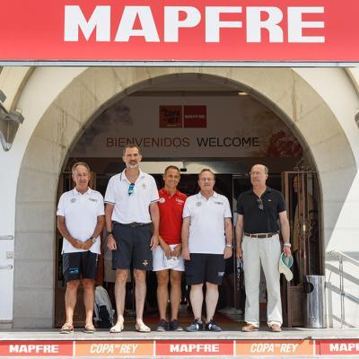 05AGOSTO2017   36ª Copa del Rey MAPFRE. Foto: Organización.