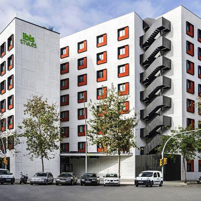 26ENERO2017 Ibis Styles estrena dos hoteles en Barcelona.  Ibis Styles City Bogatell.
