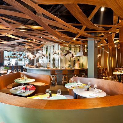 08NOVIEMBRE2012  Inauguración restaurante Ikibana en Barcelona.