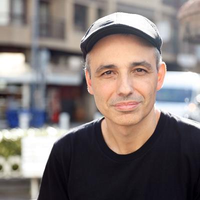 20OCTUBRE2015 Pablo Berger, caballero de la orden de las Artes y las Letras de Francia.