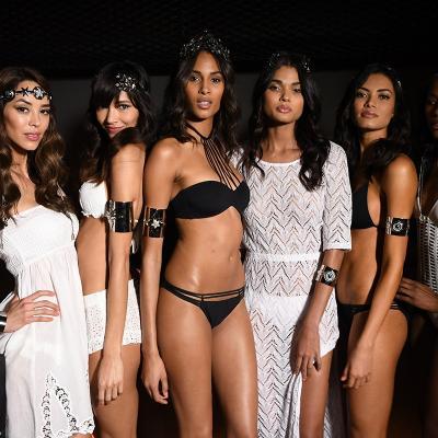 11ABRIL2016 Calzedonia presenta su línea de ropa de baño para este verano.