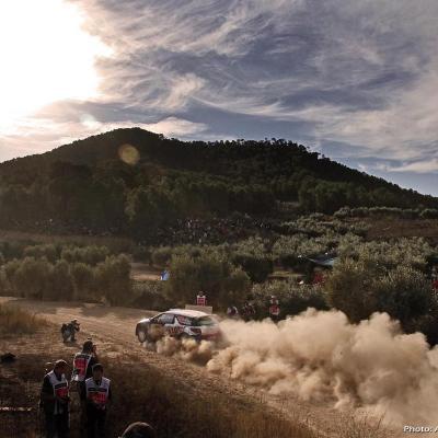 27OCTUBRE2013 Ogier campeón del Rally RACC y del Mundial.