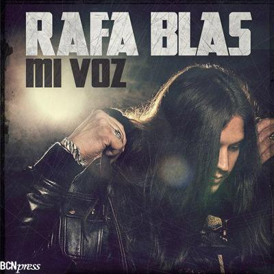 """27JUNIO2013 Nuevo disco de Rafa Blas """"Mi Voz"""". Foto: Facebook."""