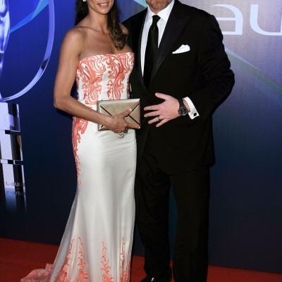 11MARZO2013 Premios Laureus al Deporte, en Río de Janeiro.Boris Becker.  Foto: Getty Images