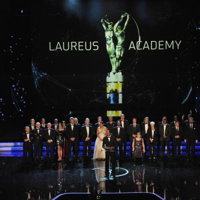 11MARZO2013 Premios Laureus al Deporte, en Río de Janeiro. Jurado Laureus. Foto: Getty Images