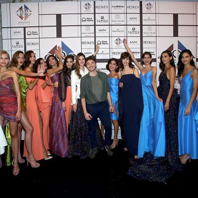 29ENERO2018 080 Barcelona Fashion Week abre con Ze García. Foto: 080 Barcelona Fashion Week.