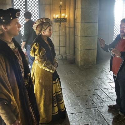 02FEBRERO2015 Televisión Española inicia el rodaje de 'Carlos, Rey Emperador' .