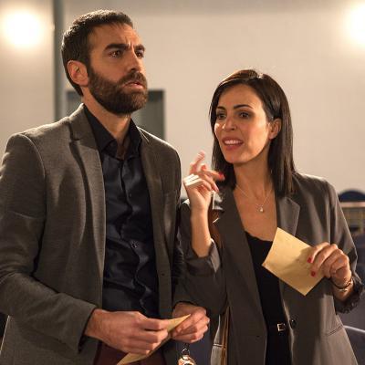 FEBRERO2018 Primeras imágenes de la cuarta temporada de 'Allí abajo'. Foto: Antena 3.