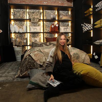 DICIEMBRE2016 Martina Klein presenta su nuevo proyecto 'Lo de Manuela'. Foto: Montse Carreño.