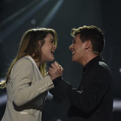 30ENERO2018 Amaia y Alfred, con 'Tu canción', al Festival de Eurovisión.