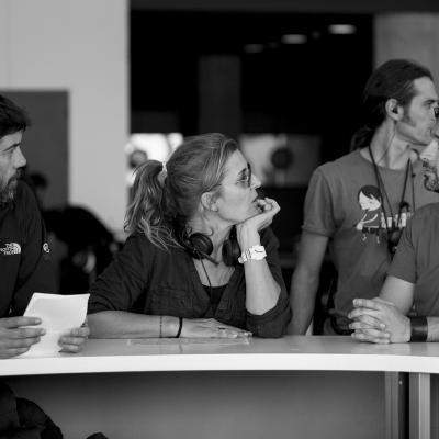 22DICIEMBRE2014 Finaliza el rodaje de 'Ahora o nunca', con Dani Rovira y María Valverde.