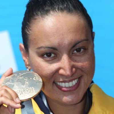 23JULIO2013 Erika Villaécija se queda sin medalla en los 10km. en aguas abiertas. Ganadora Brasil de las aguas abiertas 10Km. Foto: BCN2013.