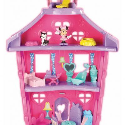 20OCTUBRE2014 Novedades de Mattel.  La Casa de Minnie.