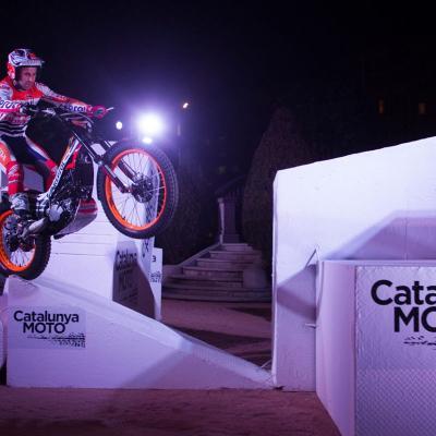 02MARZO2015  'Catalunya en moto', en el Palau Robert.