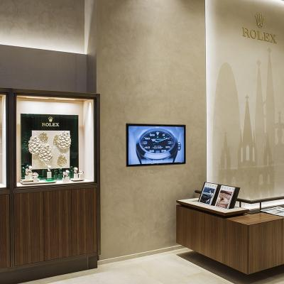 DICIEMBRE2016 Rolex inaugura de la mano de Tous una nueva boutique Rolex.