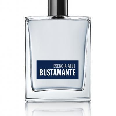 13NOVIEMBRE2014 Esencia azul la nueva fragancia de Bustamante. Foto: Puig.