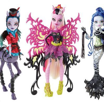 20OCTUBRE2014 Novedades de Mattel.
