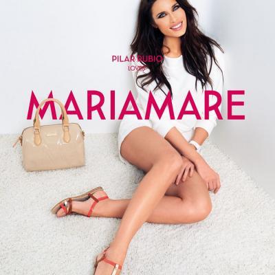 MARZO2015 Pilar Rubio llena de color la primavera con MariaMare.