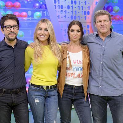 29AGOSTO2016 Juan y Medio vuelve a TVE con 'Poder canijo'. Colaboradores.  Foto: Raúl Tejedor/RTVE.