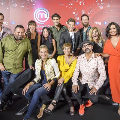 16SEPTIEMBRE2017 'MasterChef Celebrity 2' vuelve a televisión. Foto: TVE.