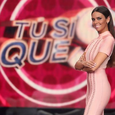 11OCTUBRE2016 Atresmedia Televisión inicia la grabación de 'Tú sí que sí', su nuevo talent show conducido por Cristina Pedroche.