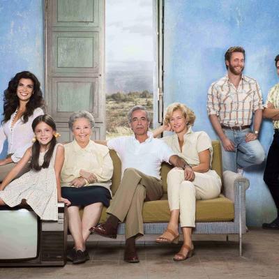 18SEPTIEMBRE2012 'Cuéntame' rueda su nueva temporada, la decimoquinta. Foto: RTVE/Archivo.
