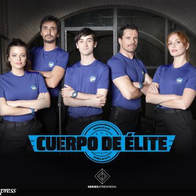 OCTUBRE2017 'Cuerpo de élite' se graba para televisión. Foto: Atresmedia.