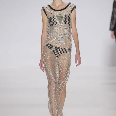 08SEPTIEMBRE2014 Desfile de Custo Barcelona en la Mercedes Benz Fashion Week de New York.