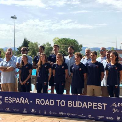 30JULIO2017 Mundial de Budapest 2017. Foto: Organización.