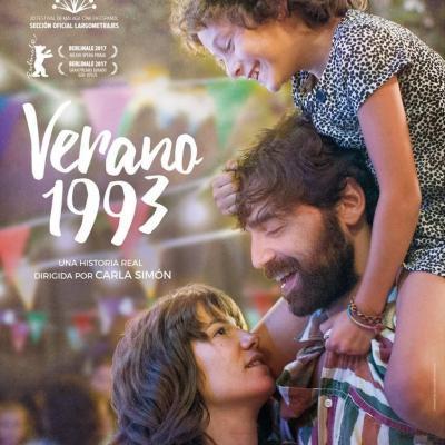 SEPTIEMBRE2017 'Verano 1993', elegida por la Academia de Cine para representar a España en los Oscar.