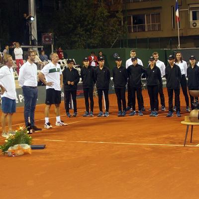 11OCTUBRE2015 Àlex Corretja, ganador de la primera Legends Cup de Mallorca. Foto: Pilar Santiesteban.