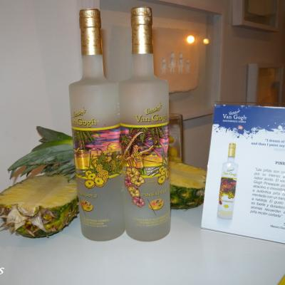 29JUNIO2011 Presentación oficial del vodka Van Gogh, que irrumpe en el mercado Español. Foto: Montse Carreño